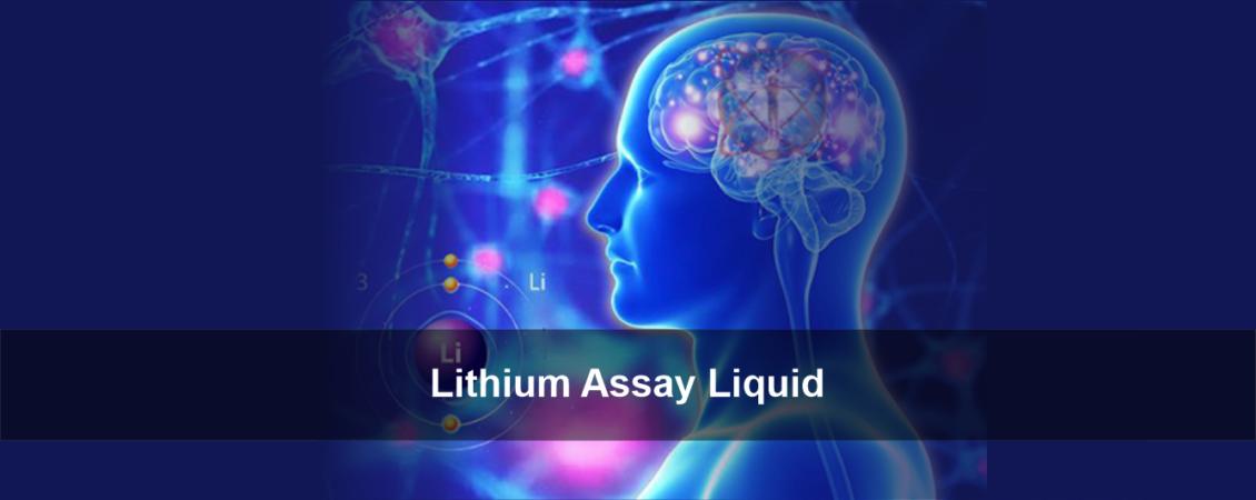 Lithium Assay Liquid Stable Therapeutic Drug Monitoring Test